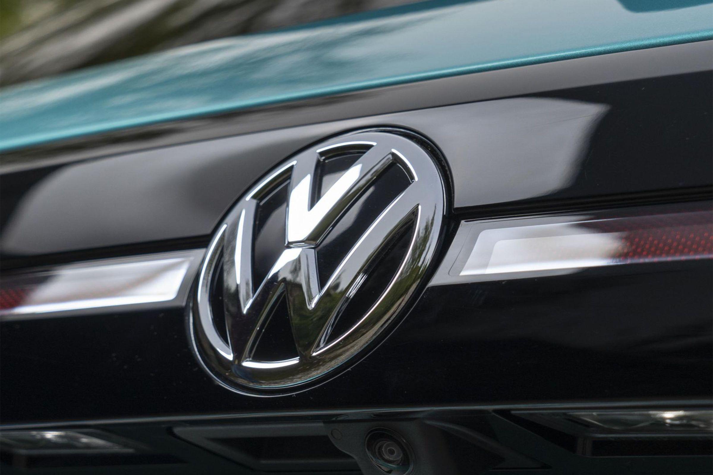 Volkswagen estrena nuevo logo