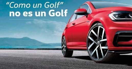 """""""Como un Golf"""", no es un GOLF"""