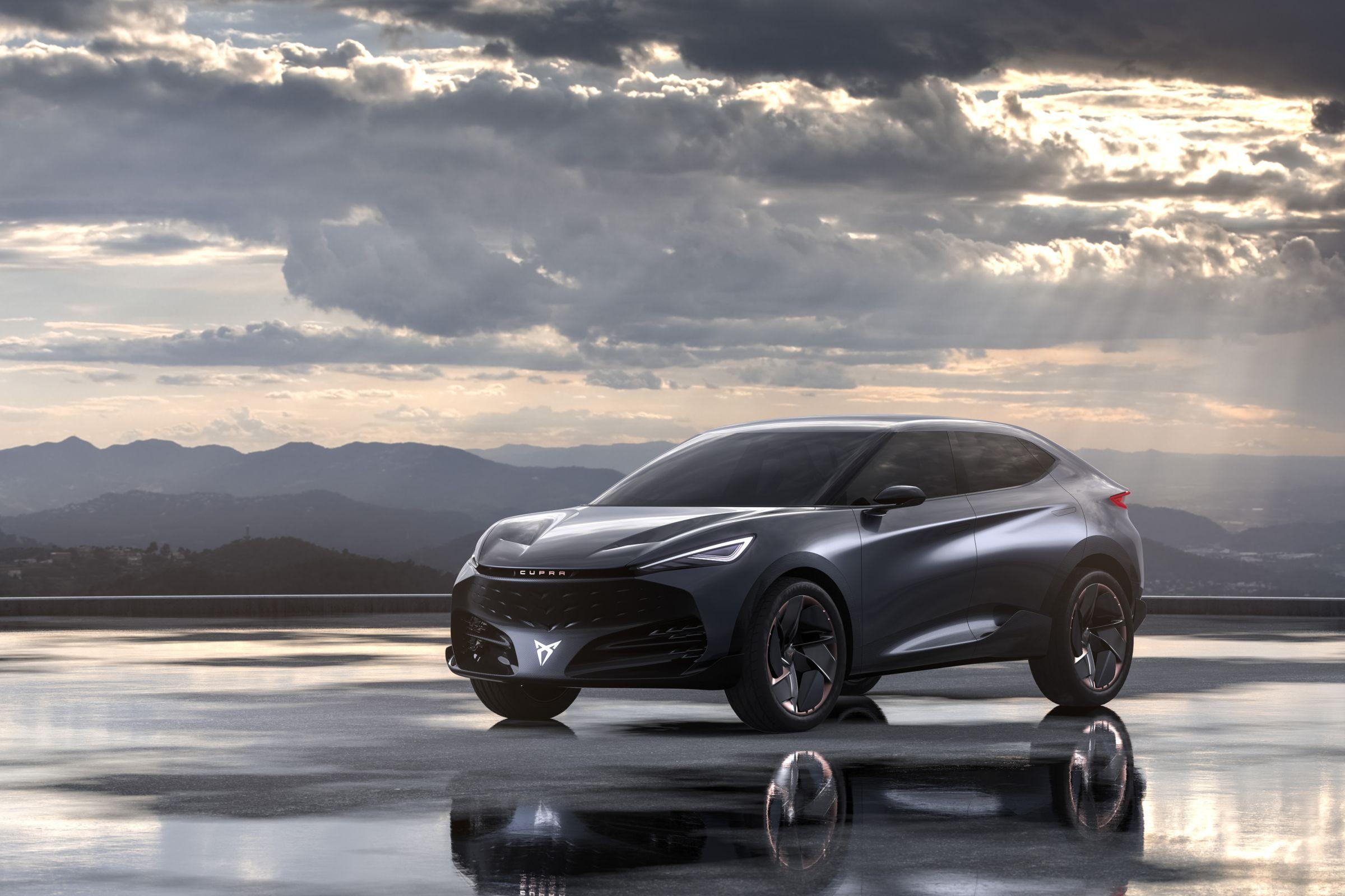 CUPRA Tavascan, el primer concept car 100% eléctrico