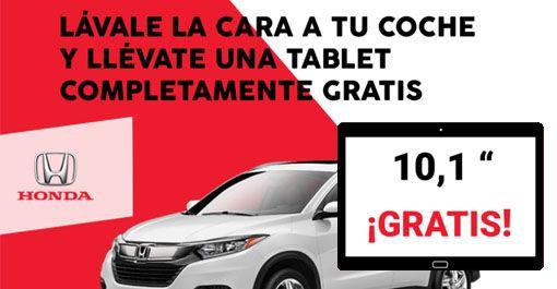 Llévate una tablet completamente gratis