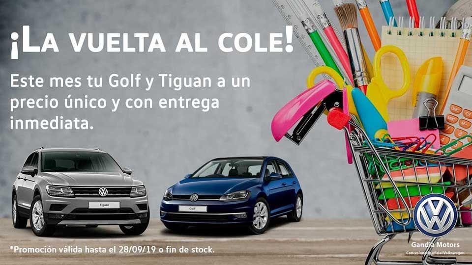 Operación Vuelta Al Cole en Gandía Motors