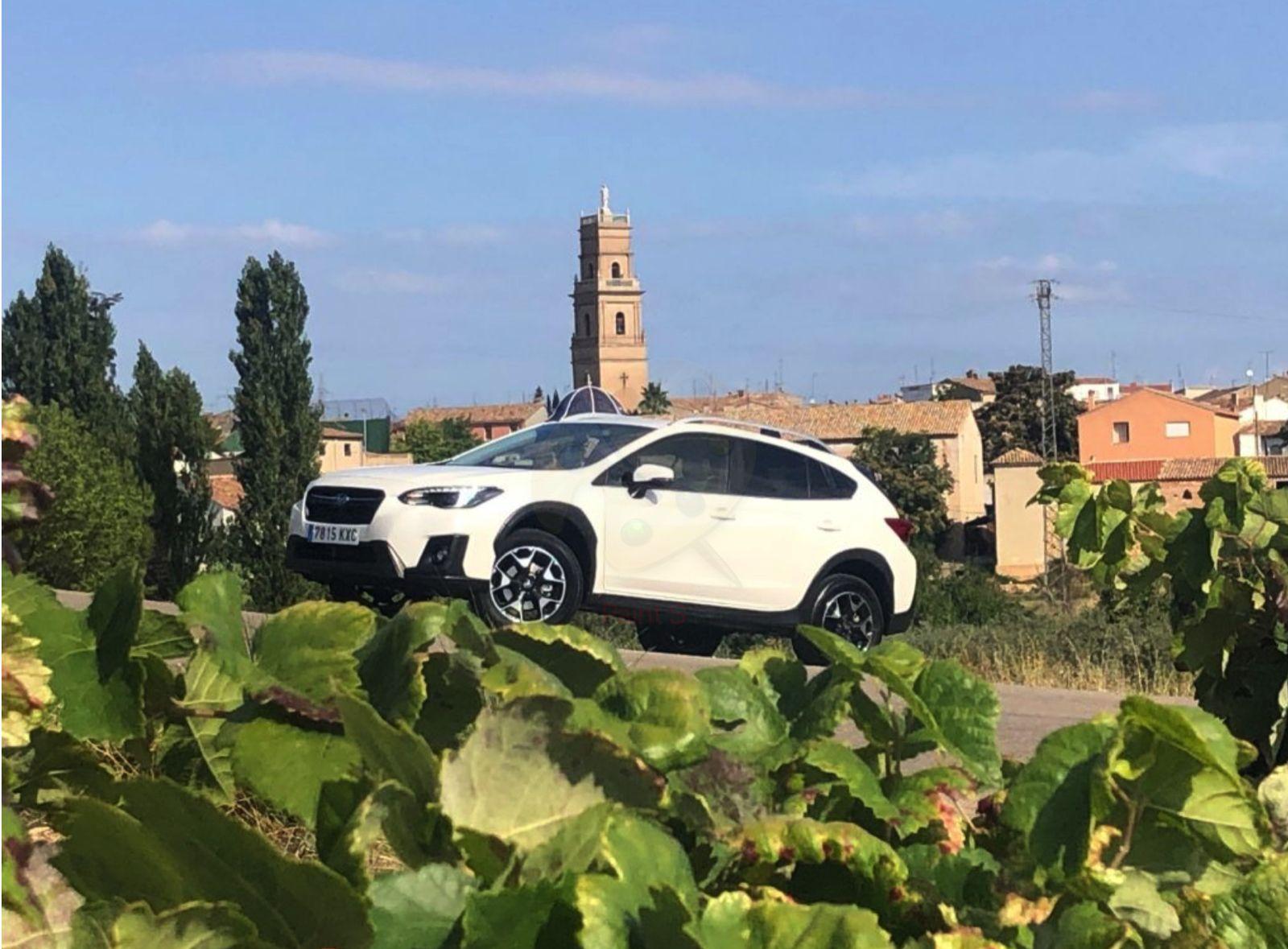Subaru XV en Caudete de las Fuentes: El paraíso de los descendientes de Kelin