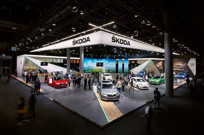 Las novedades de Skoda en el Salón del Automóvil de Frankfurt