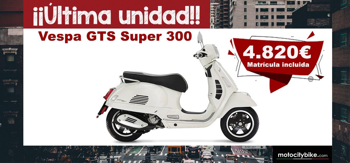 Vespa GTS  super 125