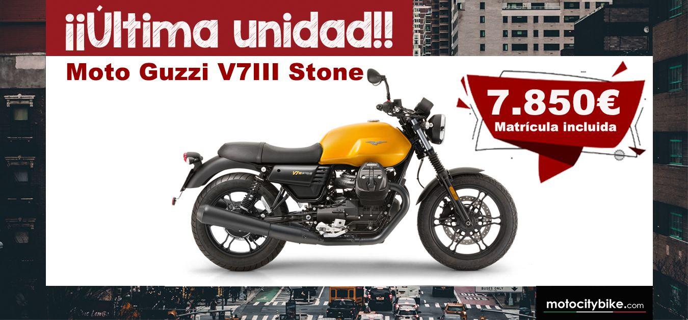 Moto Guzzi V7III Stone