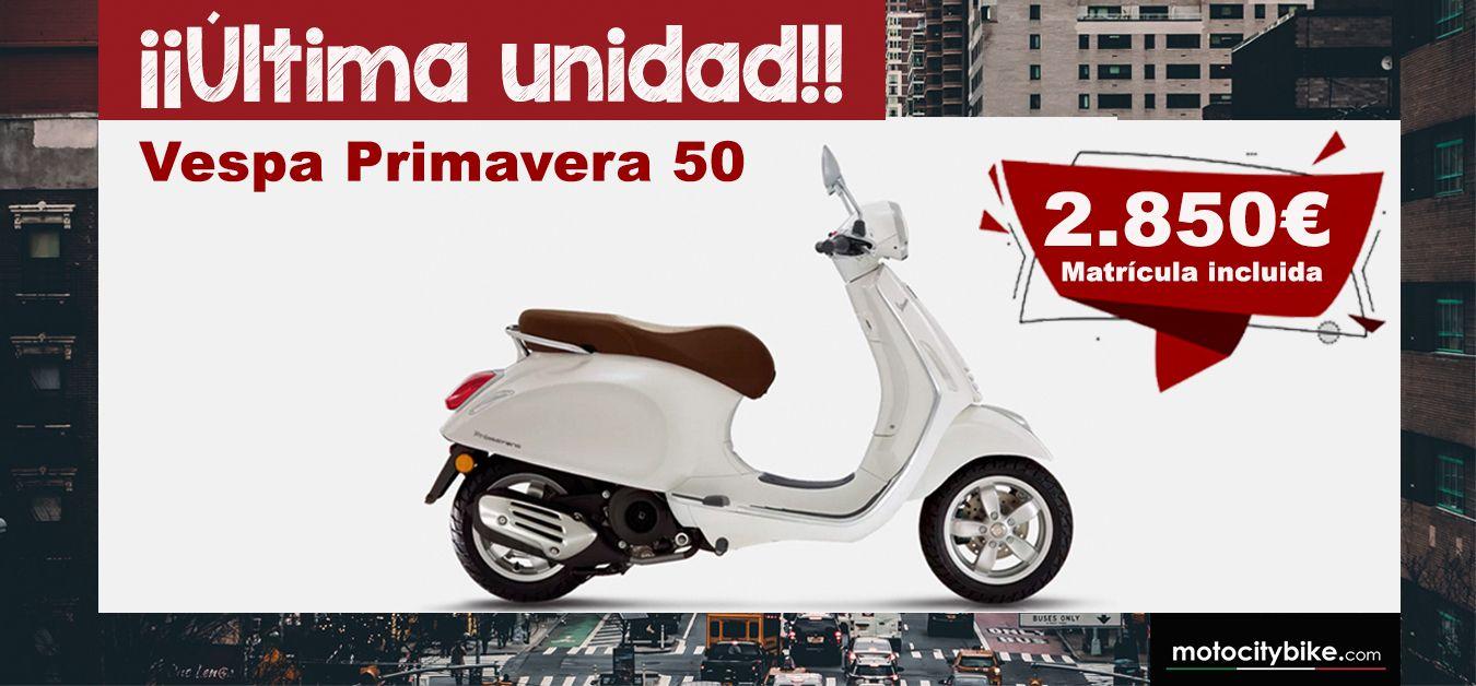 Vespa Primavera 50