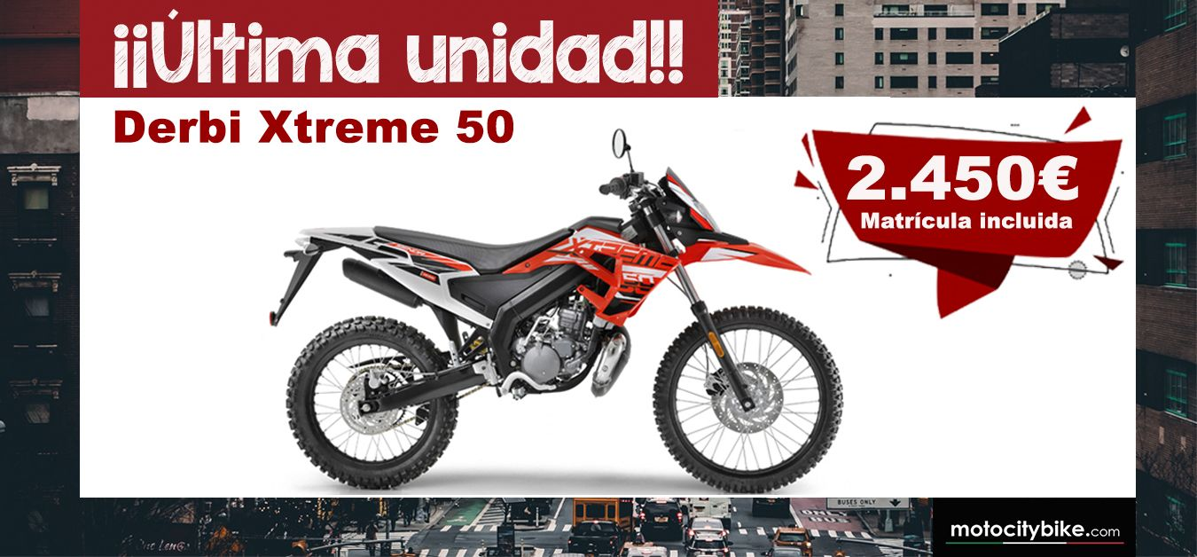 Derbi Xtreme 50