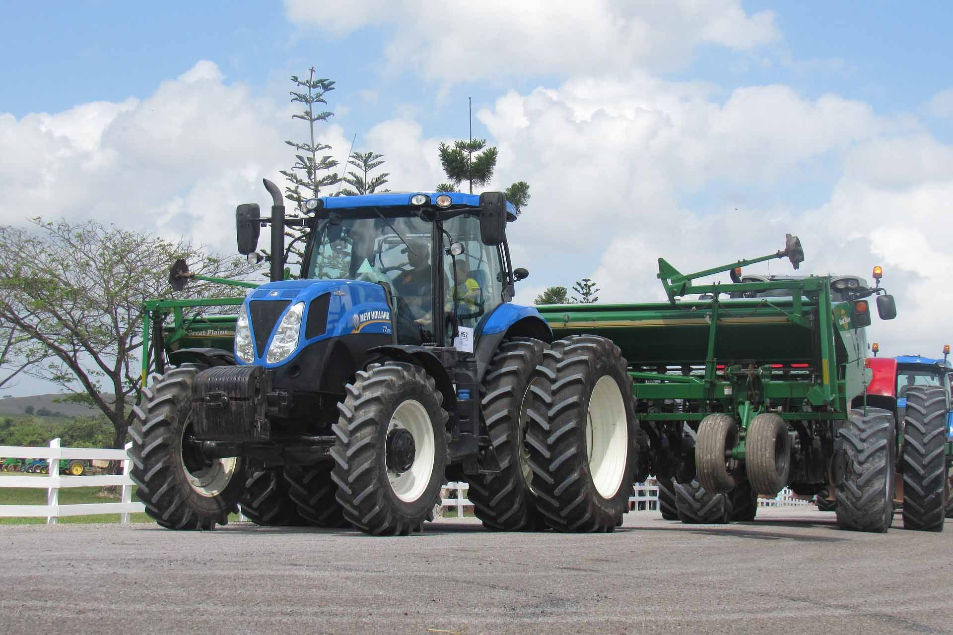 RECAMBIOS PARA NEW HOLLAND EN CANARIAS