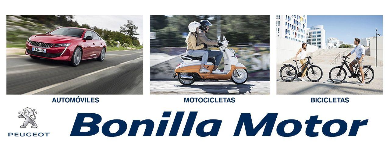Bonilla Motor - Automóviles, Motocicletas y Bicicletas en Toledo