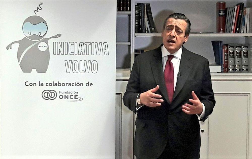 La familia Volvo de luto: Fallece Germán López Madrid