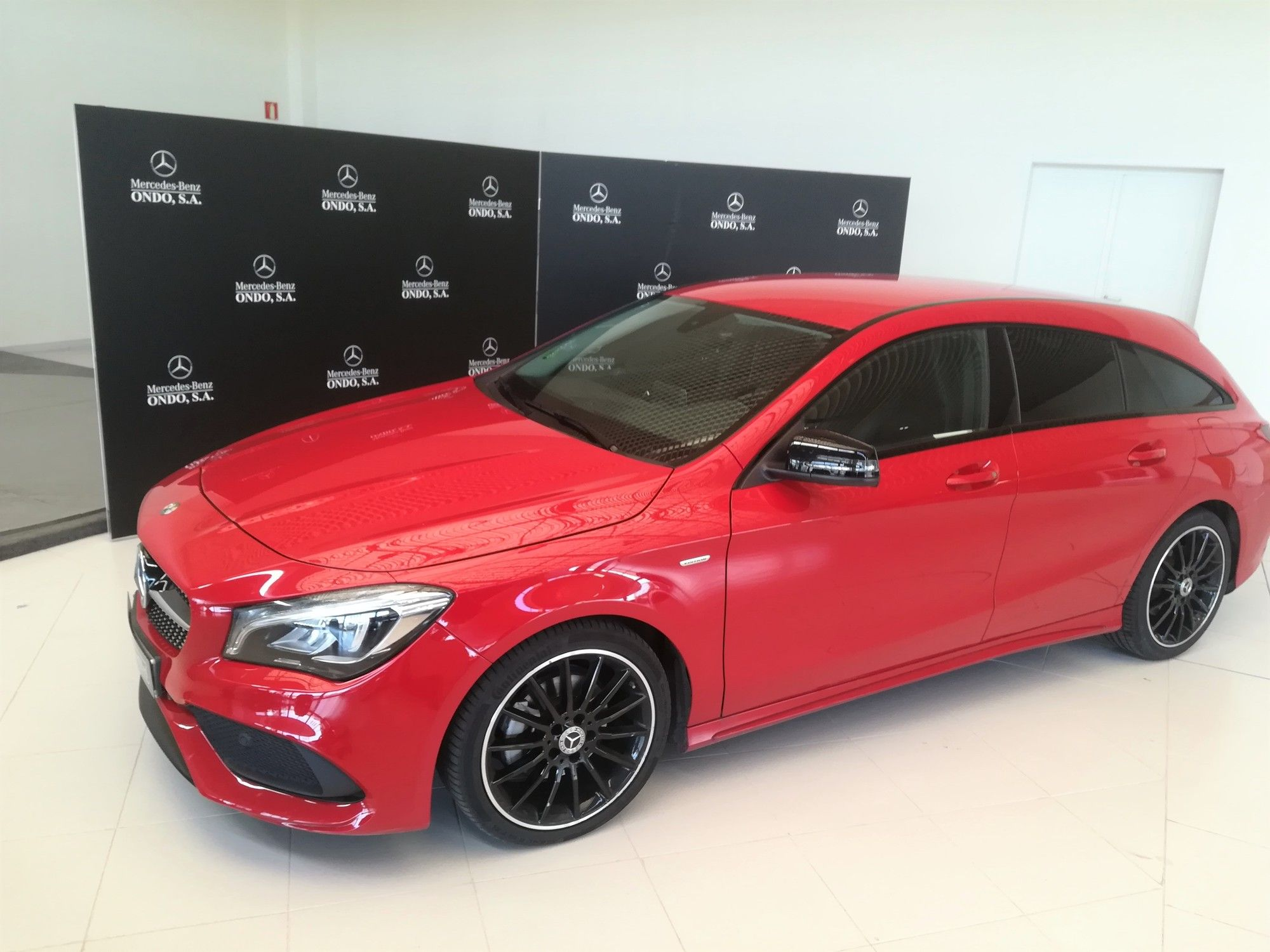 CLA 200d Shooting Brake