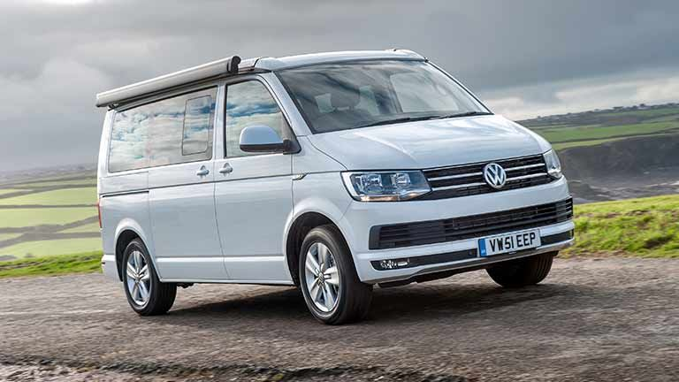 Volkswagen California por 43.900€