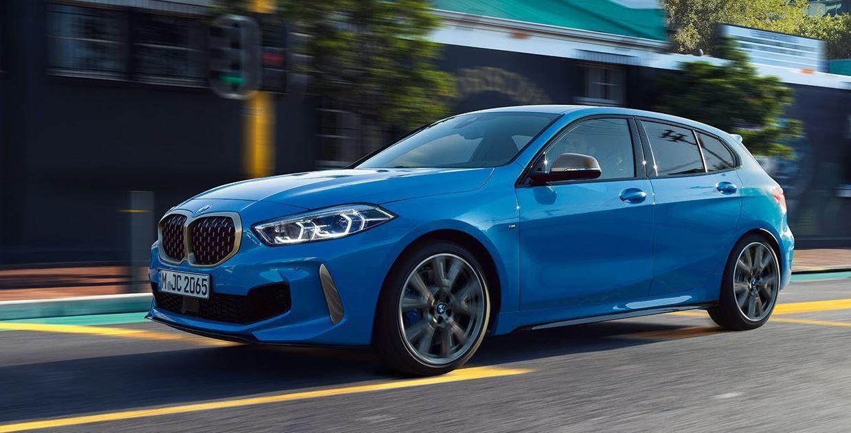 NUEVO BMW SERIE 1 DESDE 160€ AL MES*