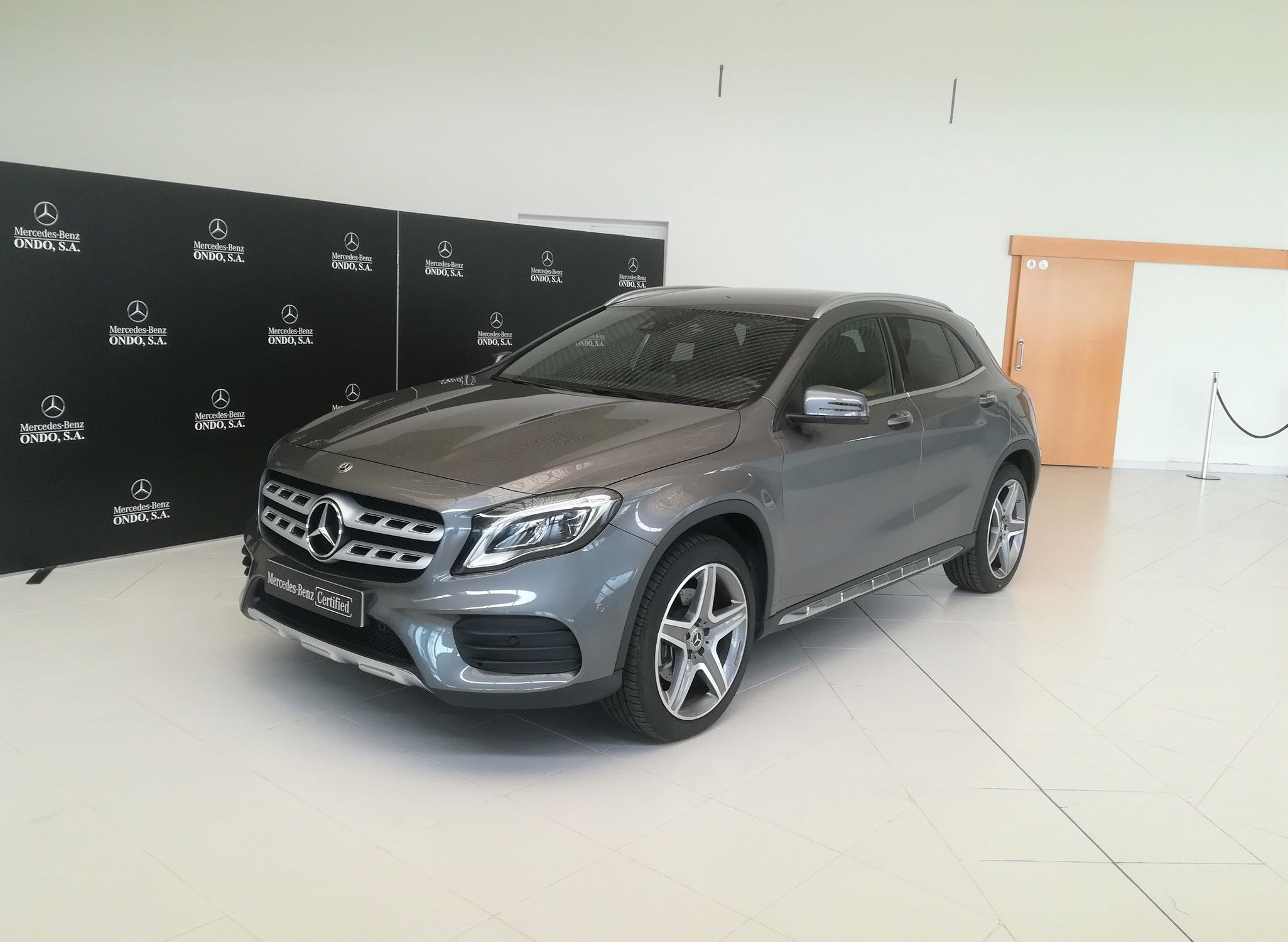 GLA 220d 4MATIC