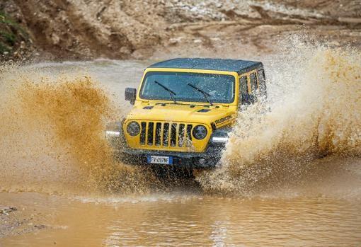 Lo dice el ABC Motor.. Jeep Wrangler Rubicon: el auténtico rey del off-road
