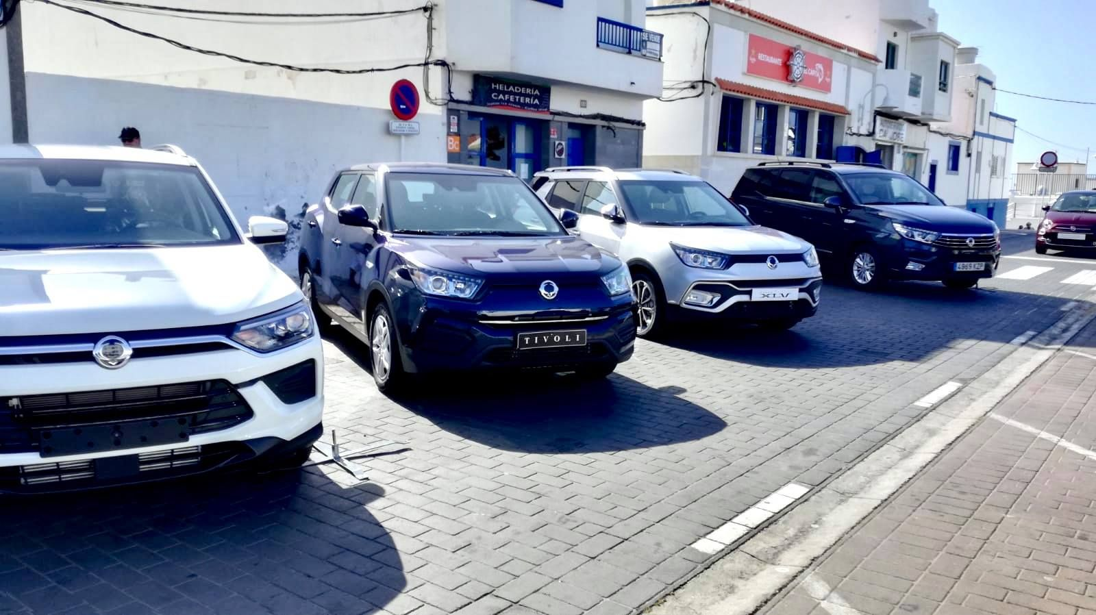 SsangYong en 'Agaete Chill Out'.