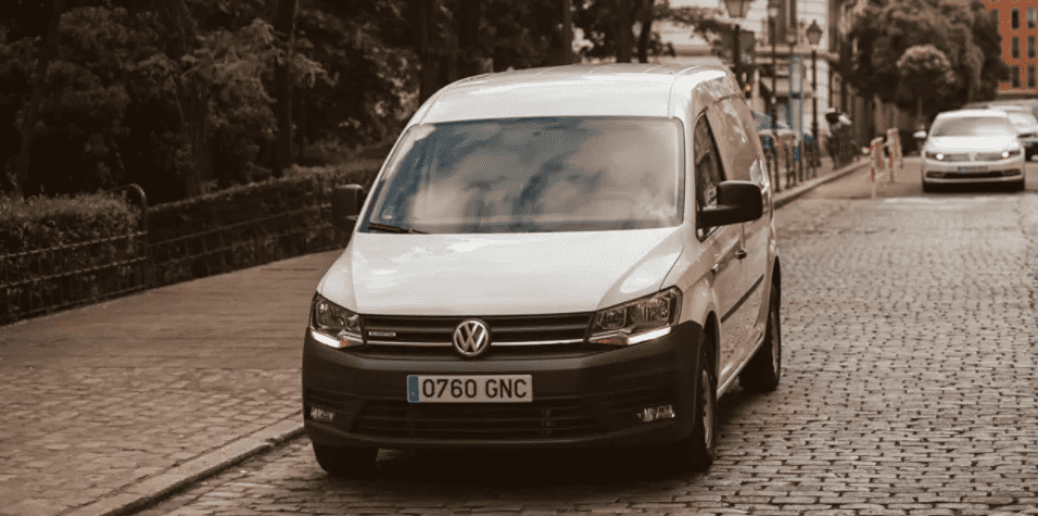 VW Caddy por 9€/días con My Renting