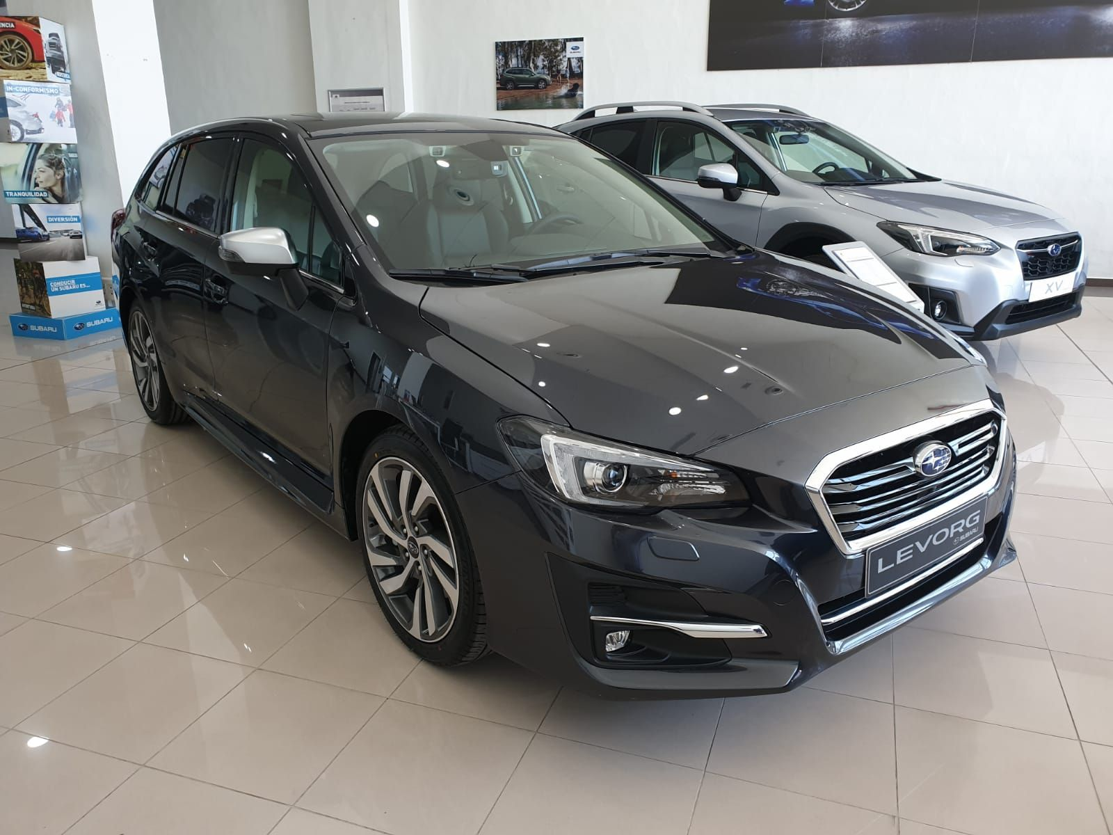 Subaru Levorg 2.0i Executive Plus
