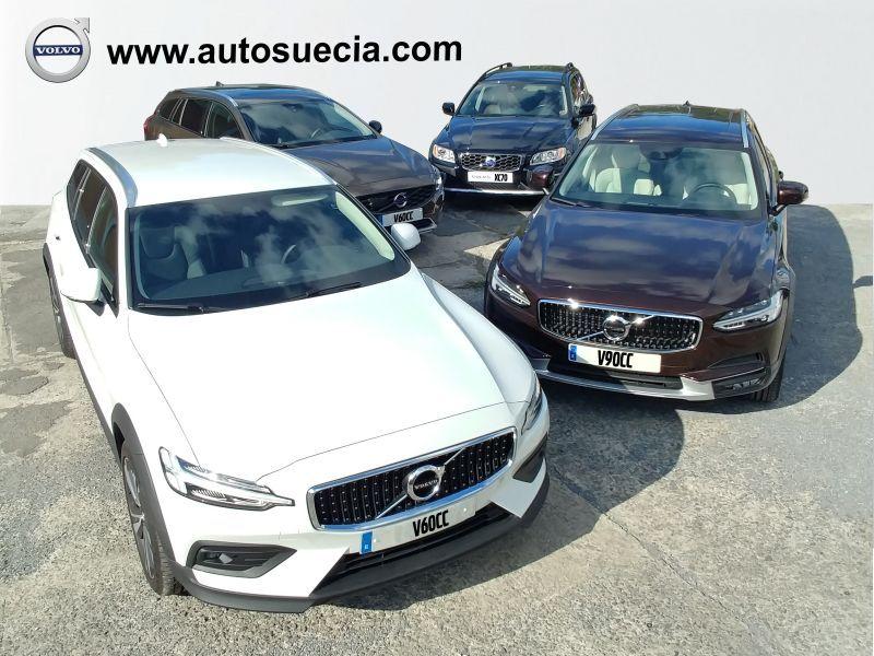 DESDE EL V70XC HASTA LOS MODERNOS V90CC Y V60CC