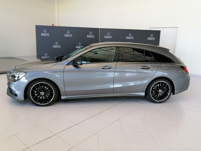 CLA 200d Shooting Brake Edition