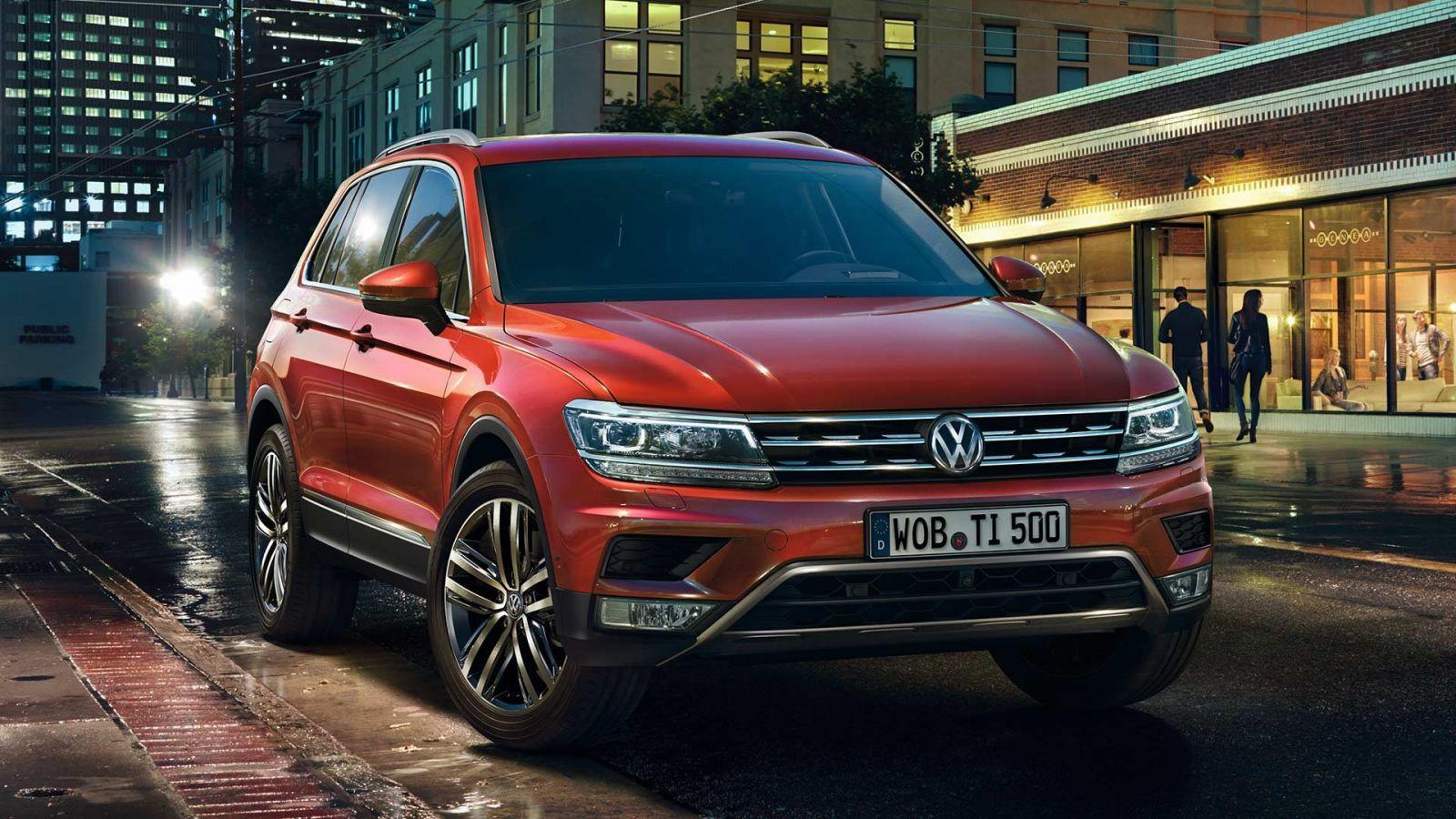 Volkswagen Tiguan, ¿te atreves?