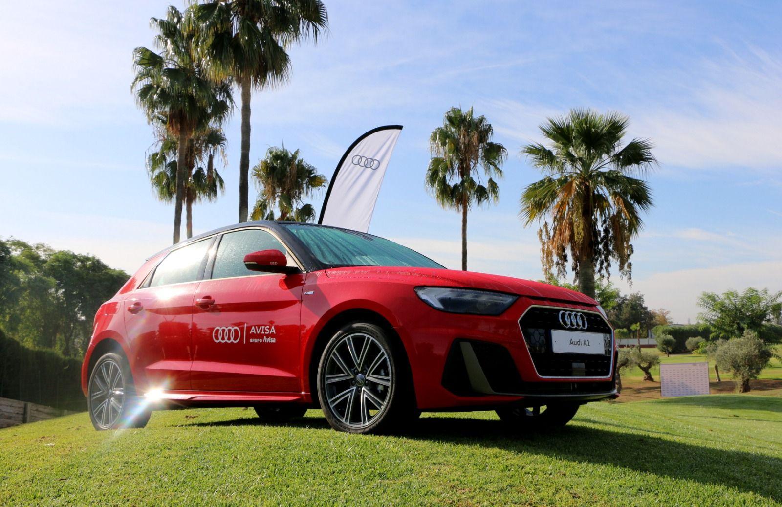 Avisa Audi patrocinador oficial de Andalucía Golf Tour