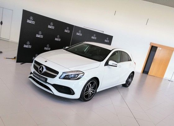 Clase A 200d AMG Style
