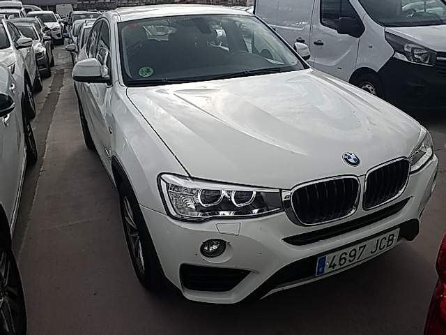 BMW X4 XDRIVE 20 D 190 CV 5P
