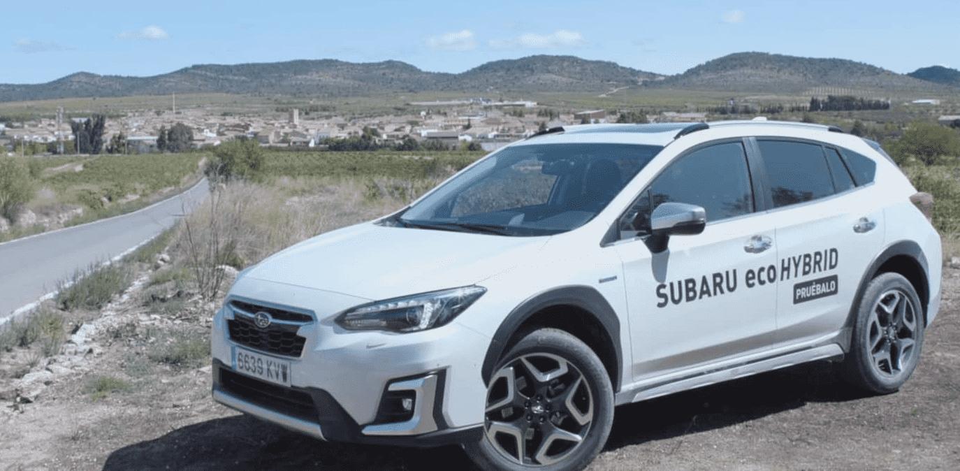 Subaru XV híbrido en Fuenterrobles: Turismo de experiencias a los pies de La Bicuerca