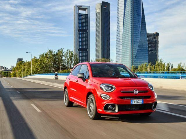 Primera prueba del Fiat 500X Sport 2019: ¿realmente sport?