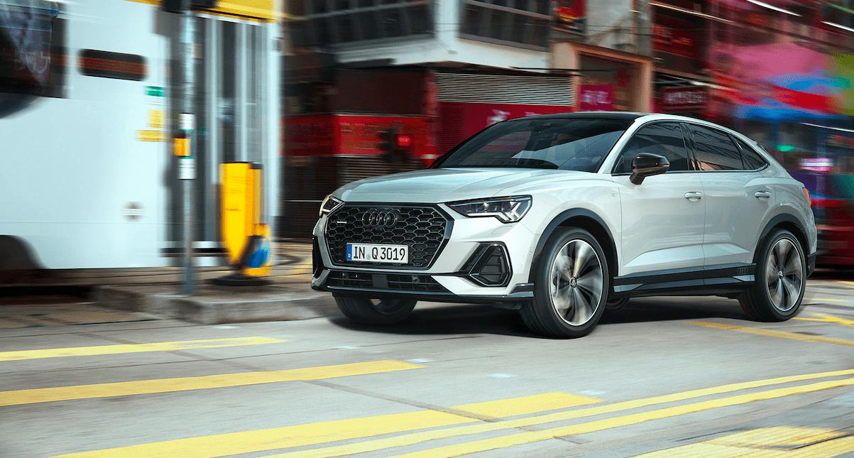 Audi Gandia Motors presenta el nuevo Q3 Sportback en los 20º Premios FAES