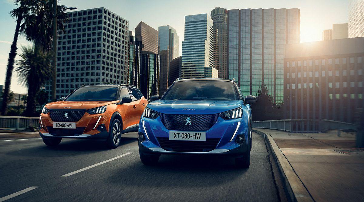 Nuevo Peugeot 2008, estreno mundial en España