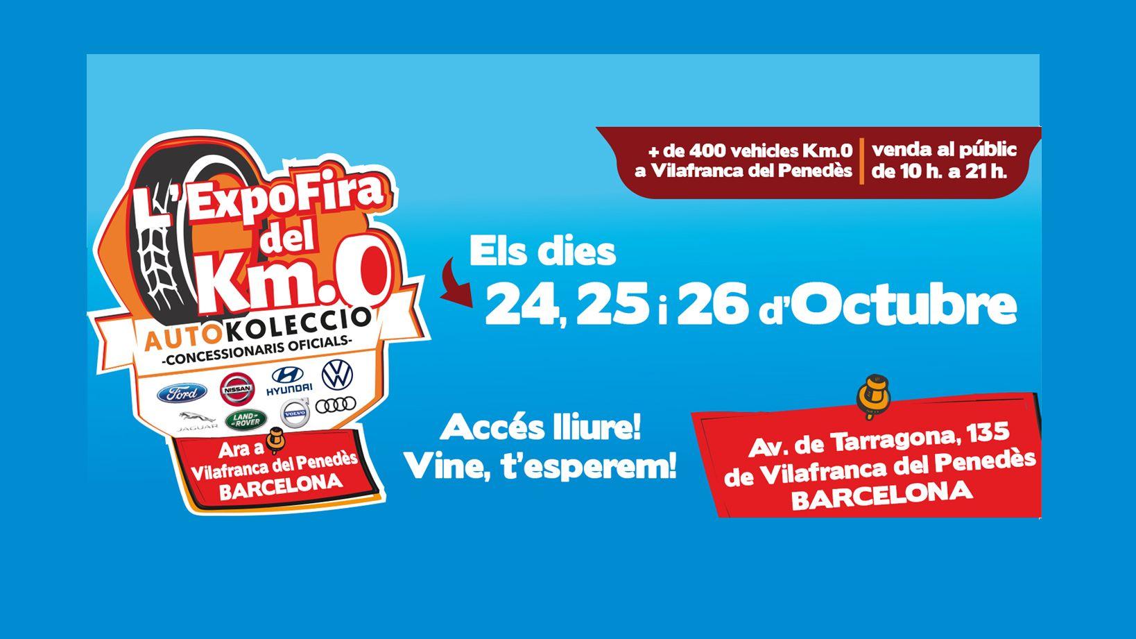 Torna l'Expofira del KM0 a Vilafranca!