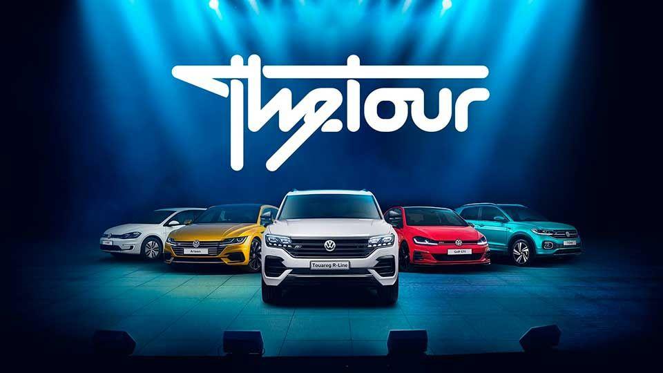 12 de noviembre: Llega a Gandia Volkswagen The Thour