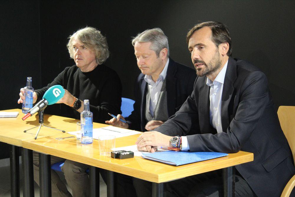 José María Galofré inauguró las nuevas instalaciones de Autesa Volvo en Vigo con una conferencia sobre la movilidad del futuro