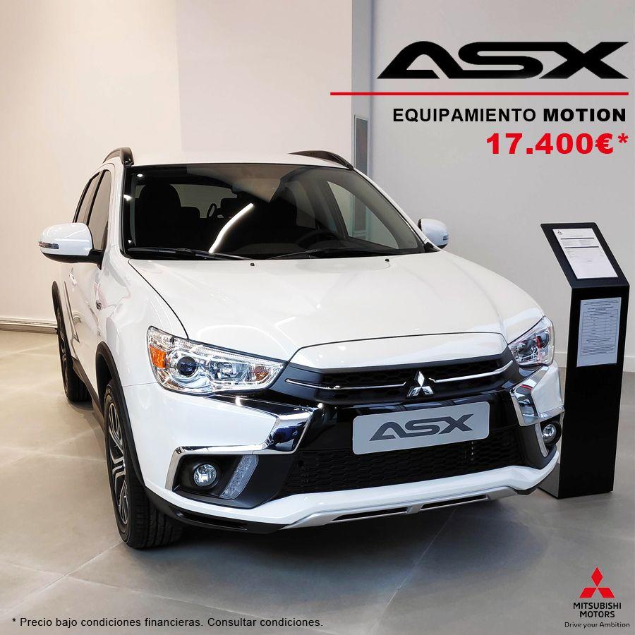 Mitsubishi ASX Motion por 17.400€