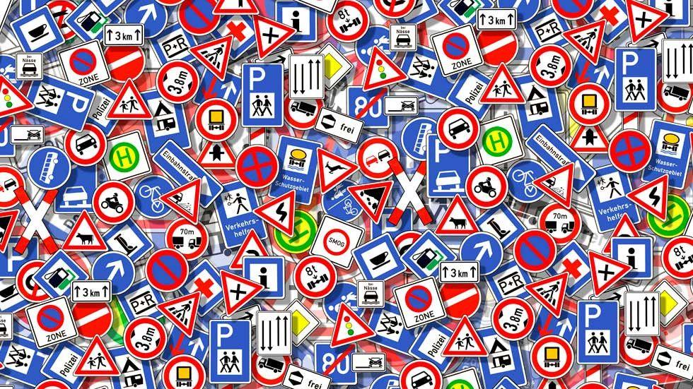 Estas son las señales de tráfico más desconocidas… y las más ignoradas