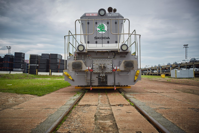 Tren con destino a tu garaje