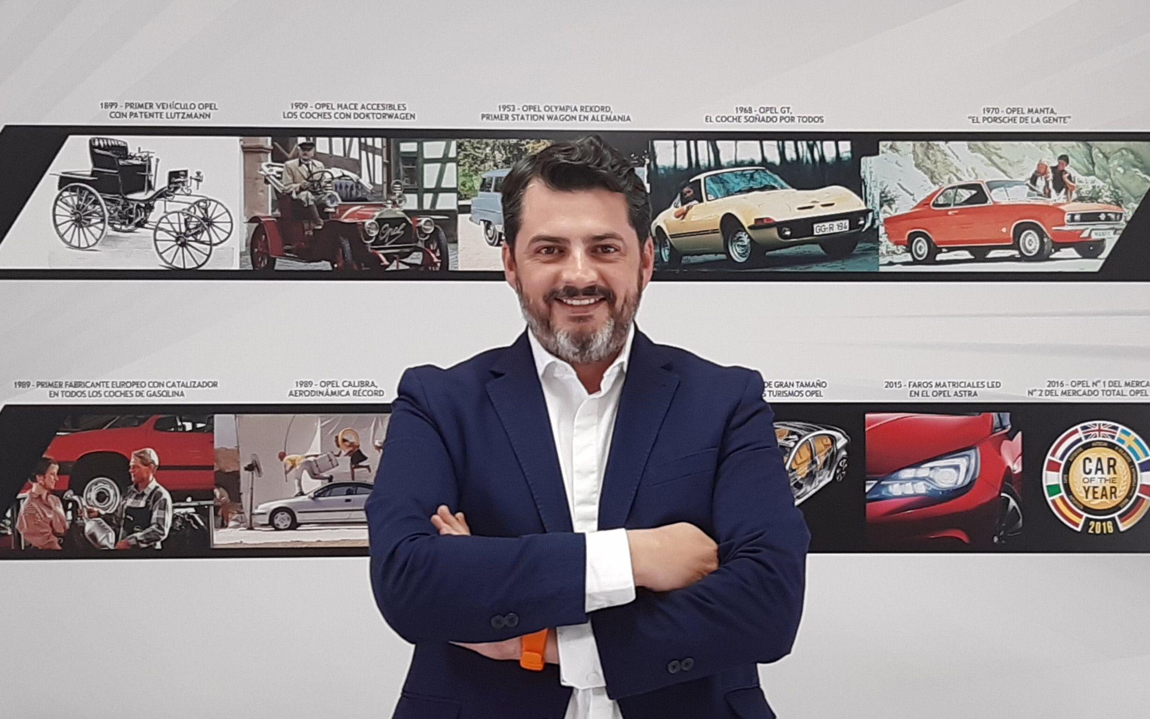 """""""El sector atraviesa una transformación"""" afirma Eloy Pareja, gerente de Autiberia, en una entrevista para Ideal."""