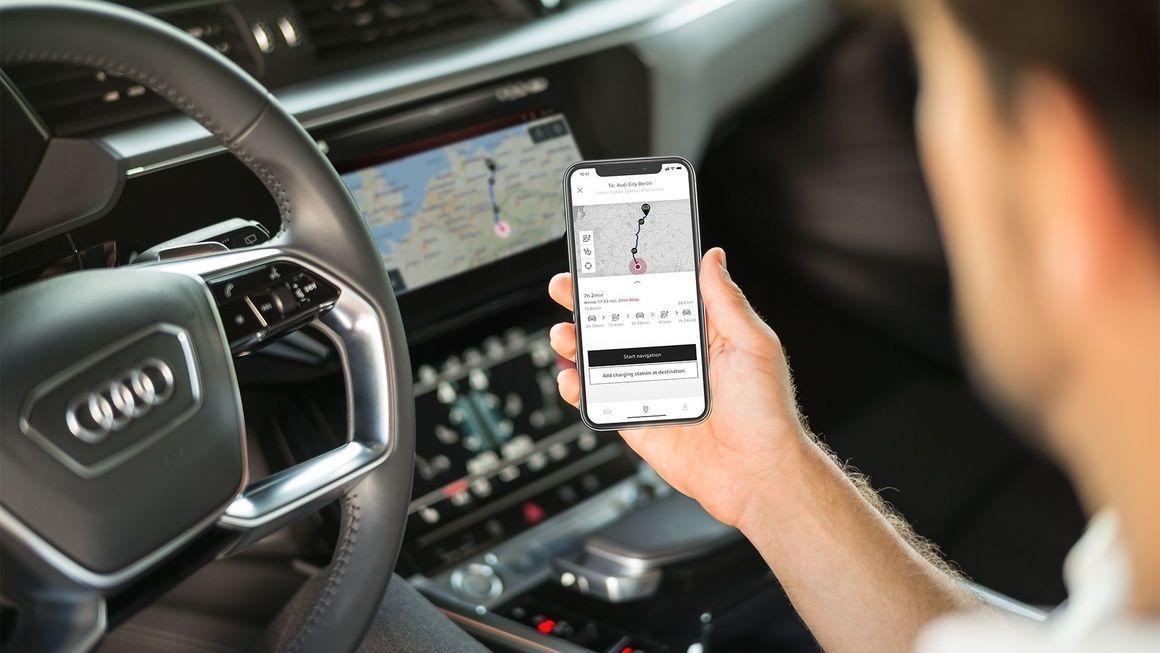 Audi App Prestige Service