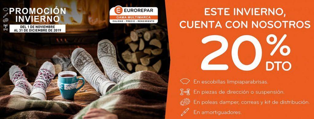 Eurorepar Car Service - Promoción Invierno