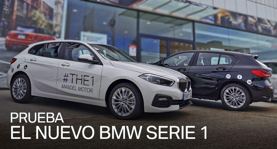 PRUEBA EL NUEVO BMW SERIE 1