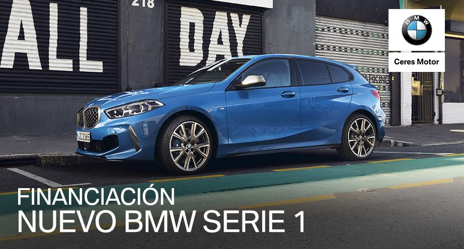 FINANCIACIÓN BMW SERIE 1