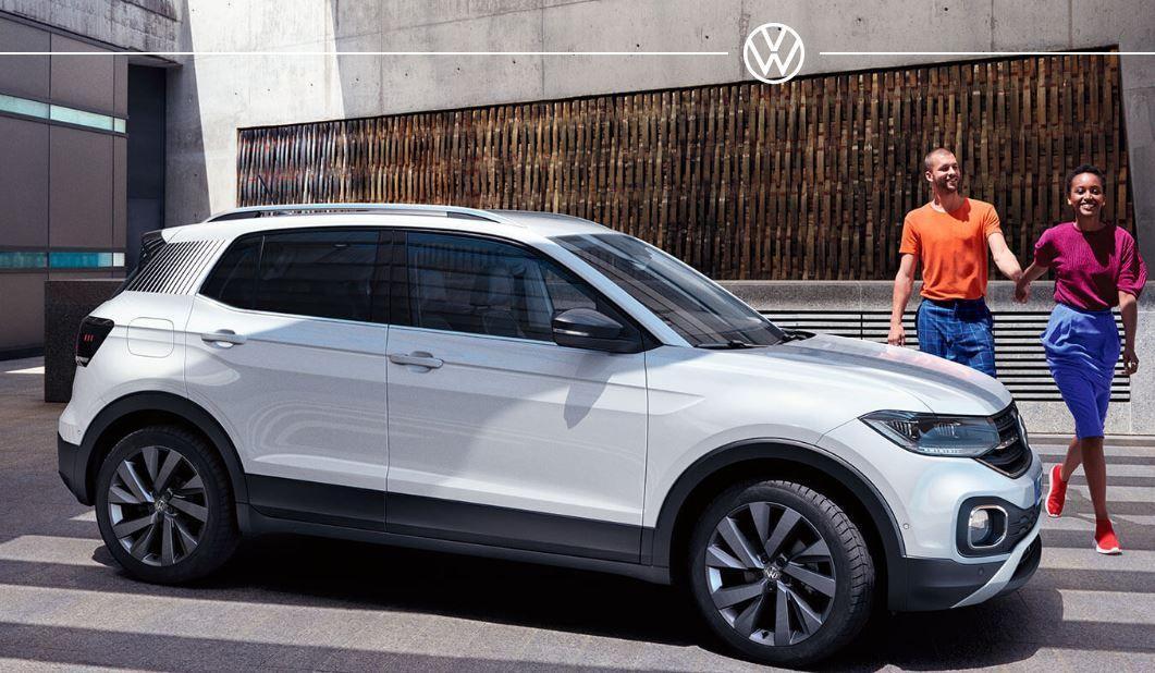 Oferta Noviembre: Volkswagen T-Cross Edition 1.0 TSI 95 CV