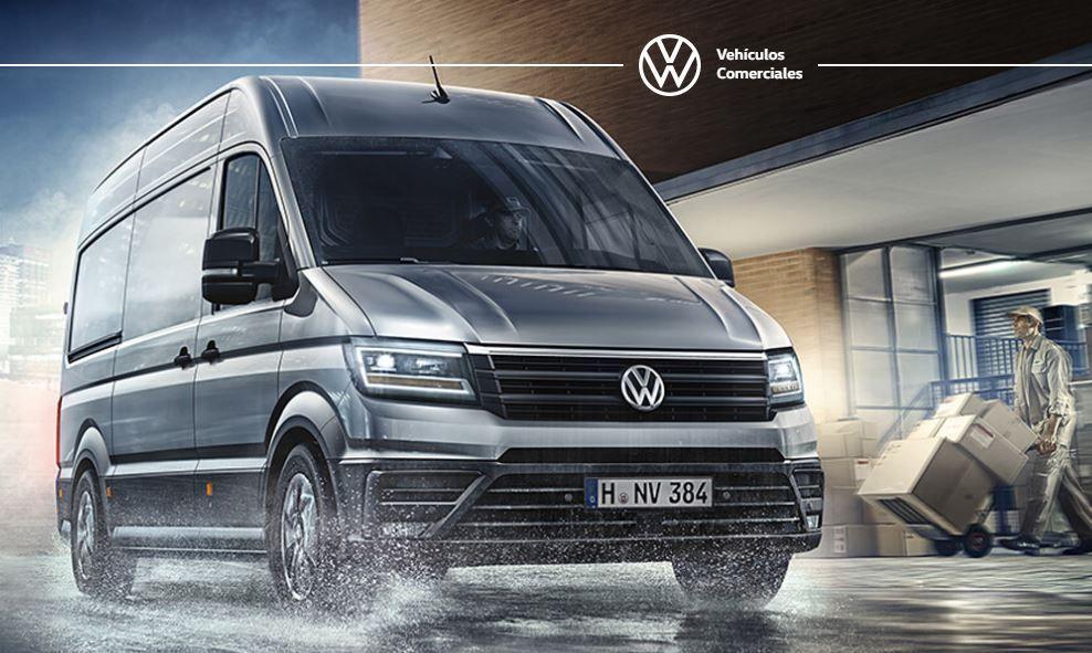 Oferta Noviembre: Volkswagen Crafter 30 Furgón Batalla Media