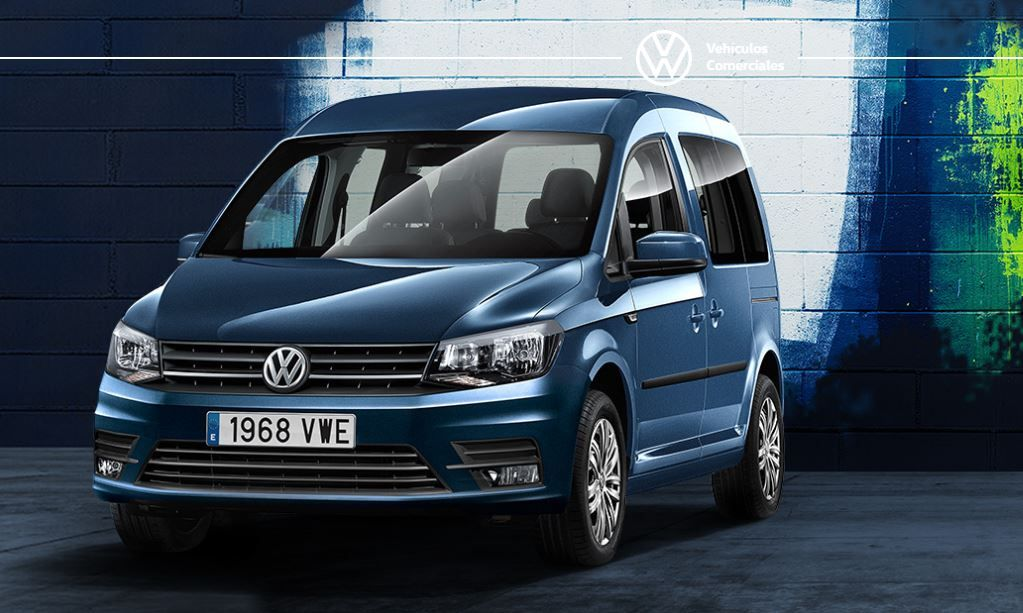Oferta Noviembre: Volkswagen Caddy Edition 5-asientos  por 170€