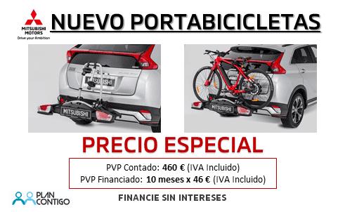 NUEVO PORTA-BICICLETAS