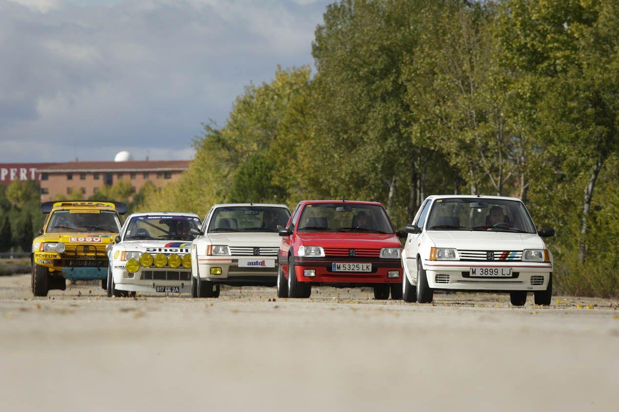 ¿Cuáles son los mejores Peugeot de la historia?