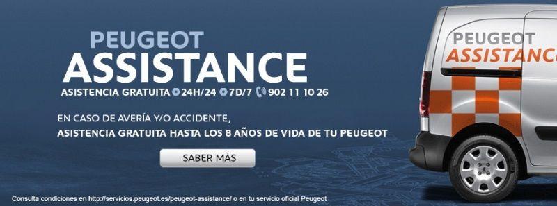 Peugeot Assitance