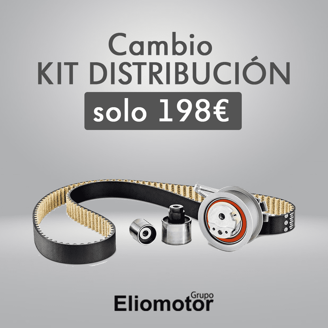 KIT DE DISTRIBUCIÓN por solo 198€